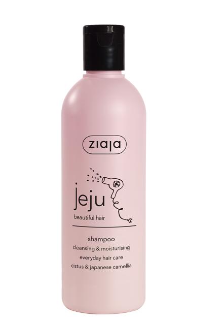 Reinigendes und feuchtigkeitsspendendes Shampoo