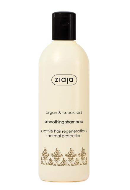 Shampoo glättend