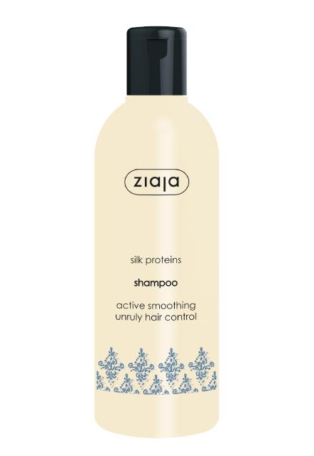 Shampoo intensiv glättend